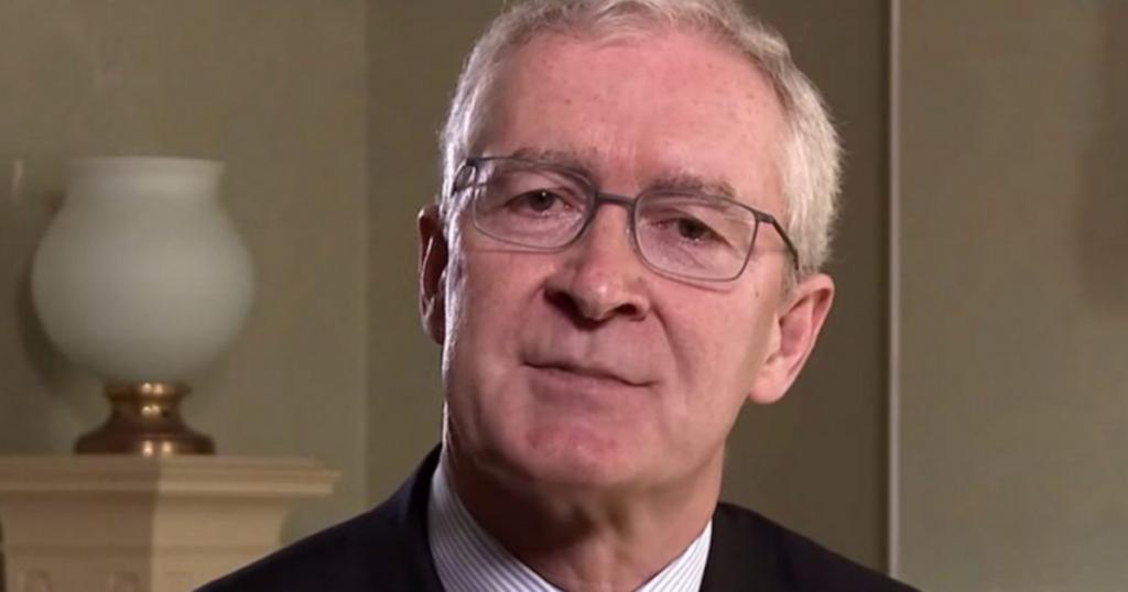 Hugh Brady Vice Chancellor Bristol Uni