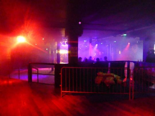Strip shows nottingham #14