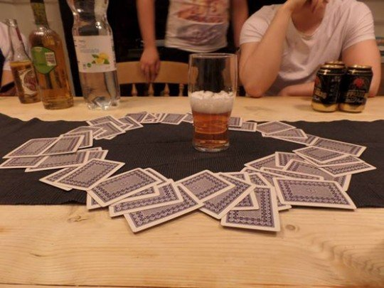 Everyone loves a drinking game.