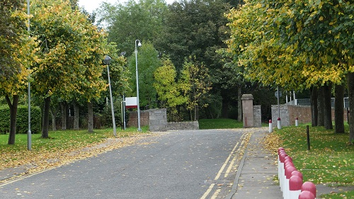 The gates of Fresher hell.