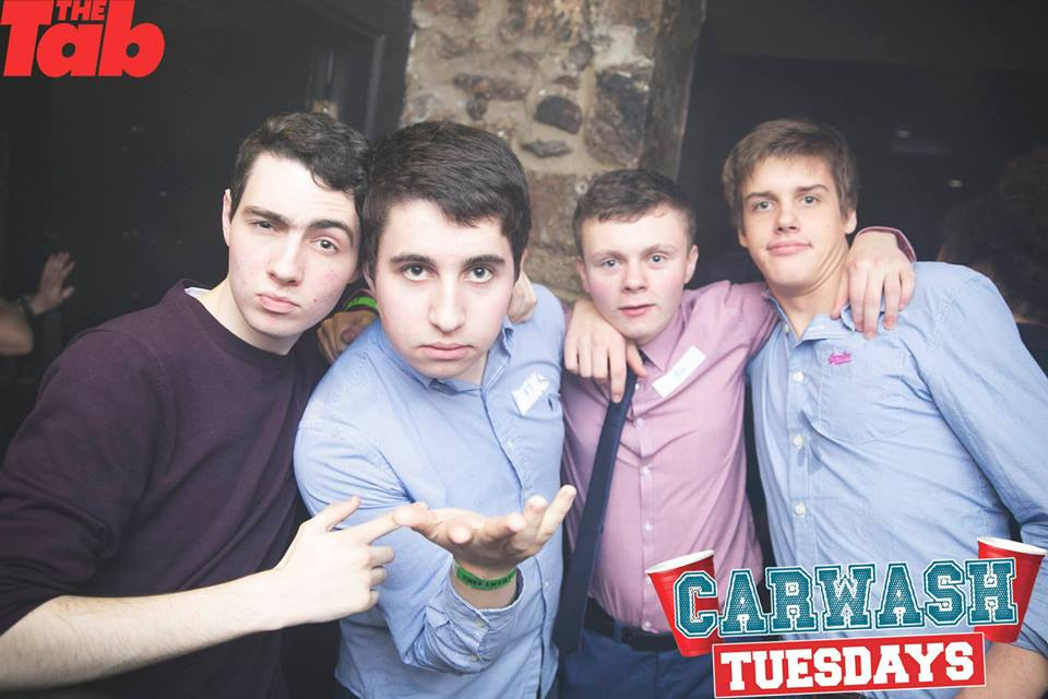 Clubbers of the week wouldn't work if we didn't have fun