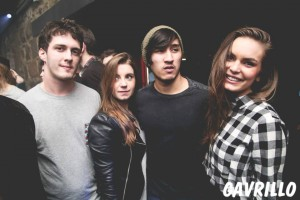 Taking club photos is a missed opportunity to see da one