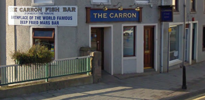 carron fish and chips
