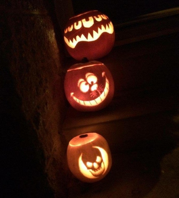 Is there a degree course in pumpkin carving?