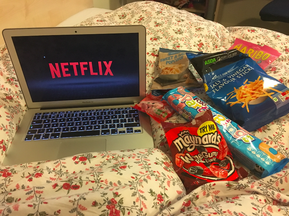 Netflix 'n' chill for one please