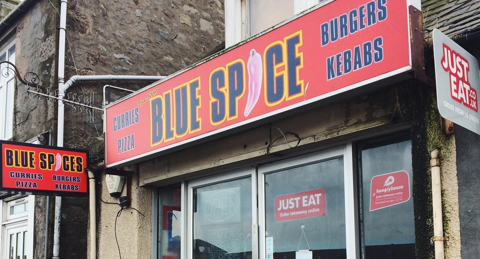 just eat royal spice edinburgh