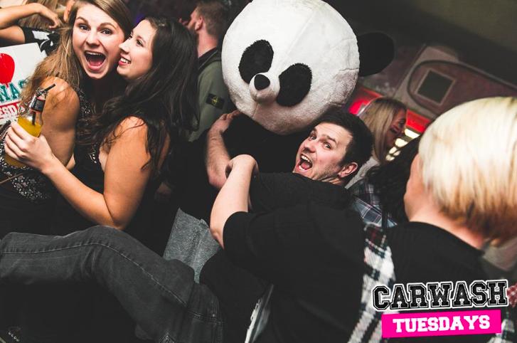 Poor, poor Panda