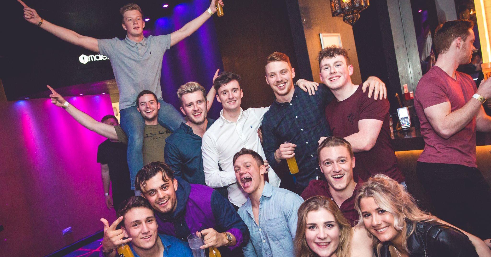 parties Aberdeen scotland gangbang