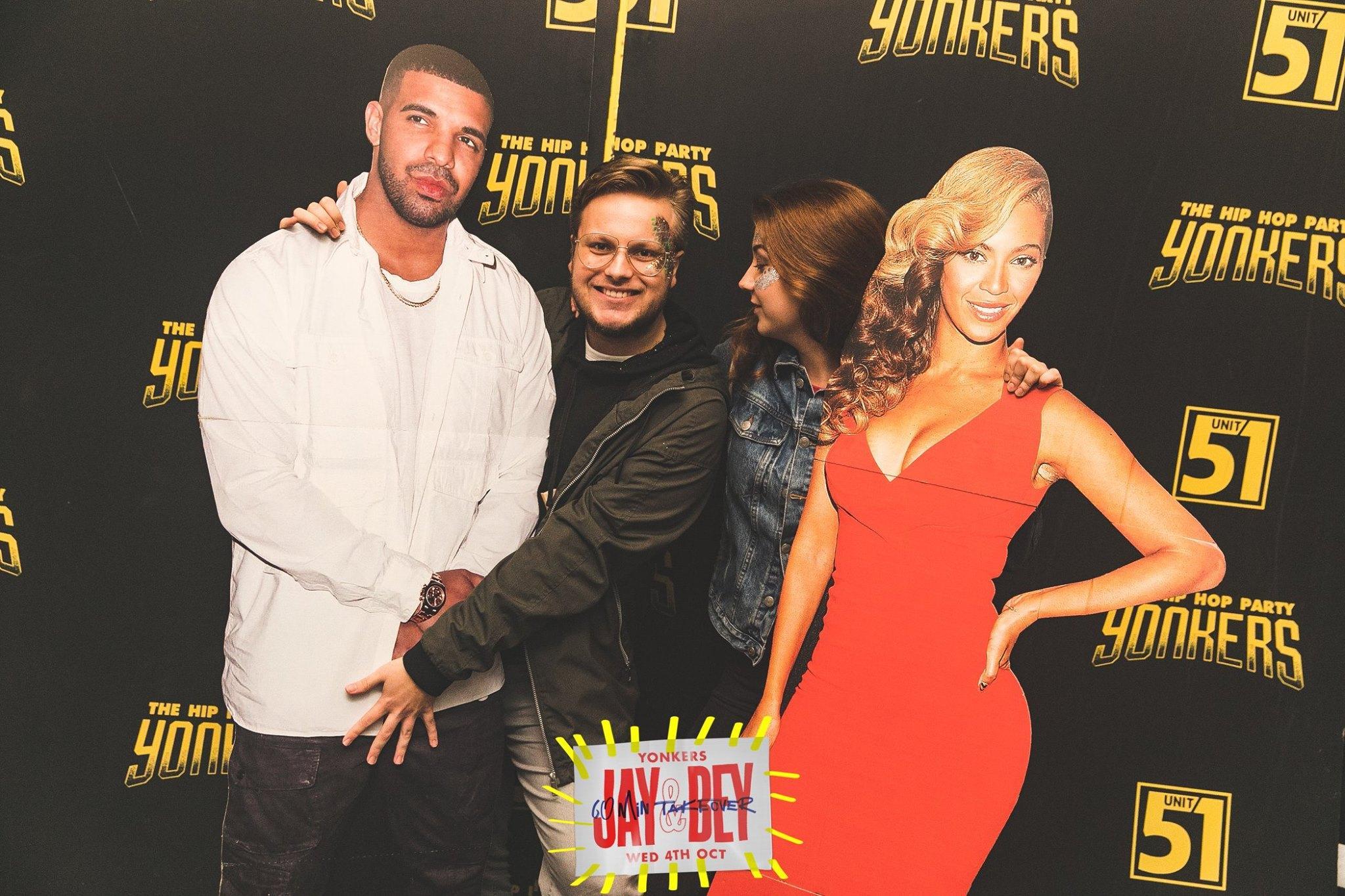 Drake isn't impressed