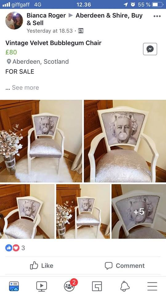 Image may contain: Rug, Poster, Advertisement, Collage, Chair, Furniture