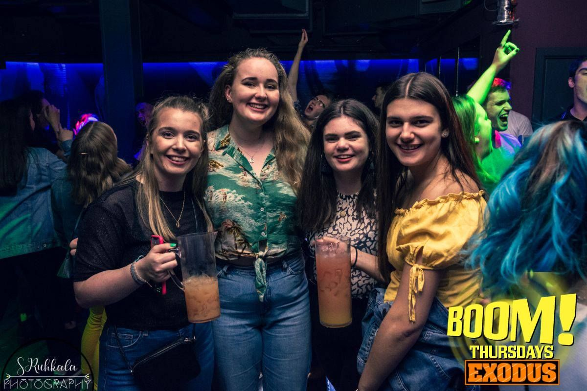 Image may contain: Beverage, Drink, Bar Counter, Denim, Jeans, Clothing, Apparel, Pants, Night Life, Pub, Night Club, Club, Party, Human, Person