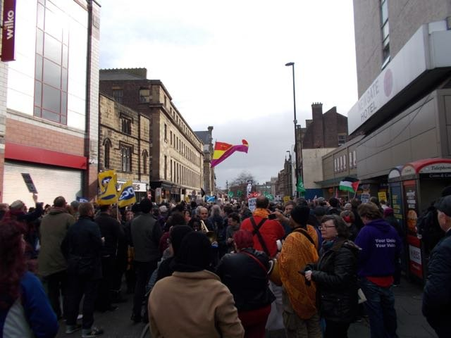 Newcastle Unite had a larger group