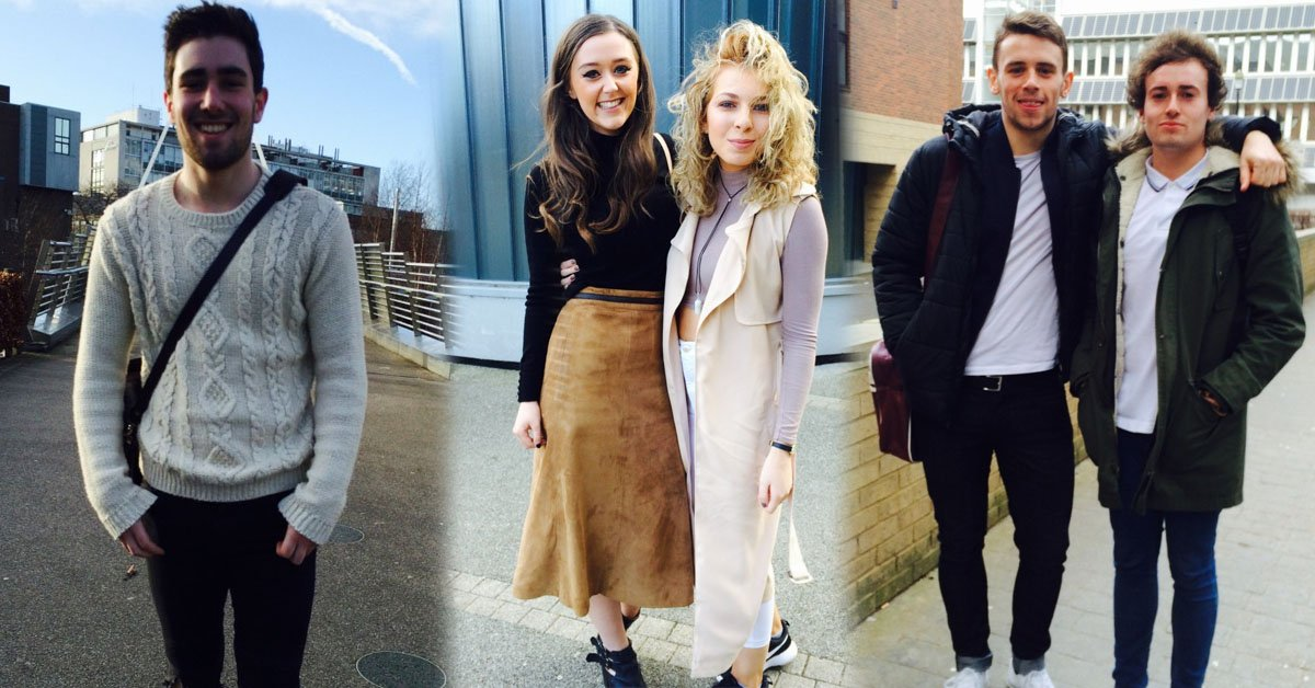 Northumbria Uni Fashion Marketing