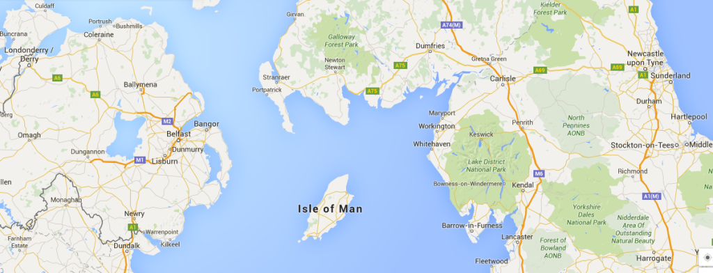 Things you know if you are from the Isle of Man and living in Britain