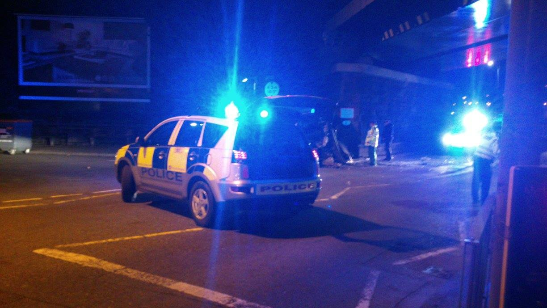 Durham Car Crash Last Night