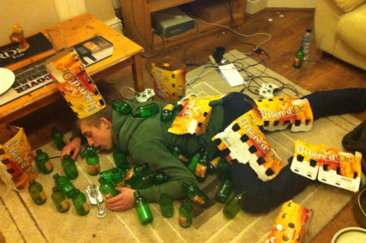 I played human buckaroo before it was famous