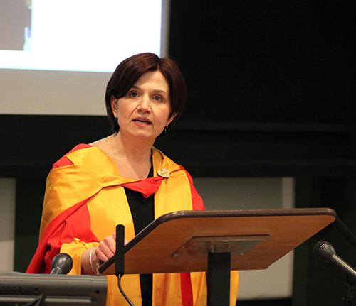 Karen Boyle has a PhD in Women's Studies.