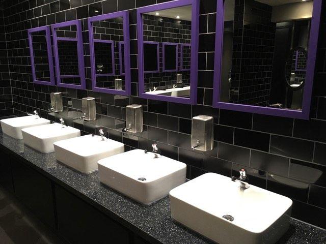 Image may contain: Room, Interior Design, Indoors, Bathroom