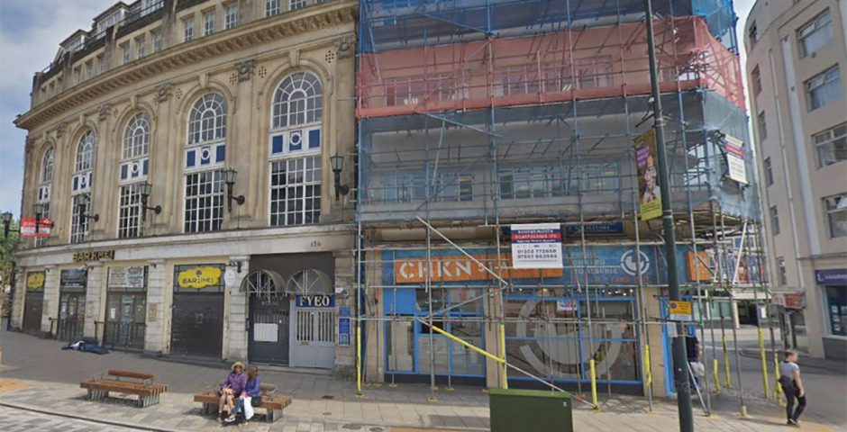 Chkn Station Given A Zero Hygiene Rating After Rats Were