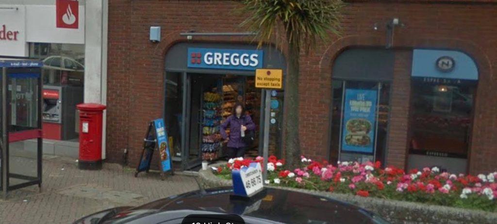 Image may contain: Shop, Person, Human