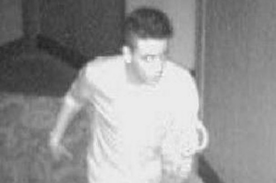 The image released by Metropolitan Police