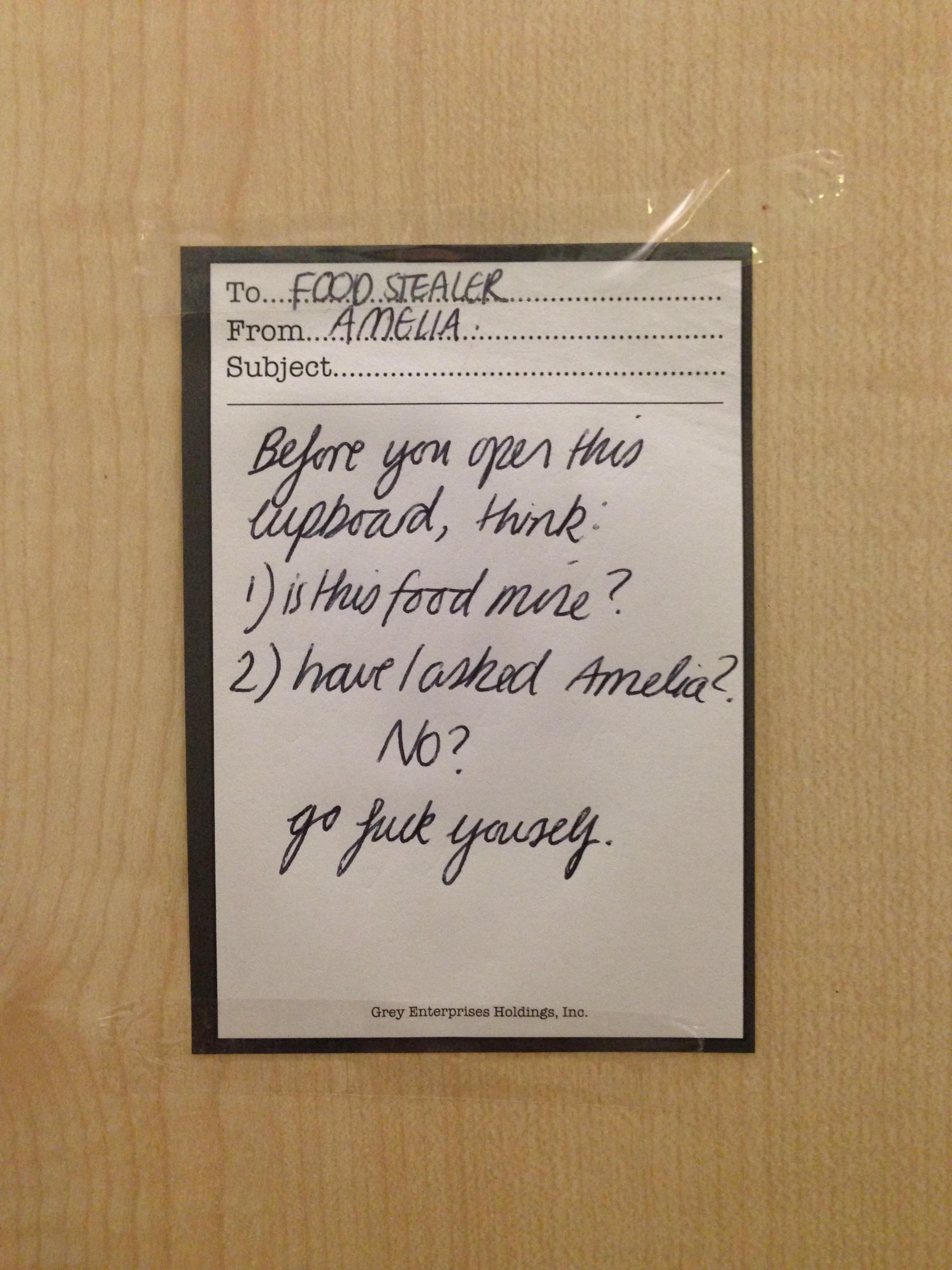 curses are fine when written in cursive.