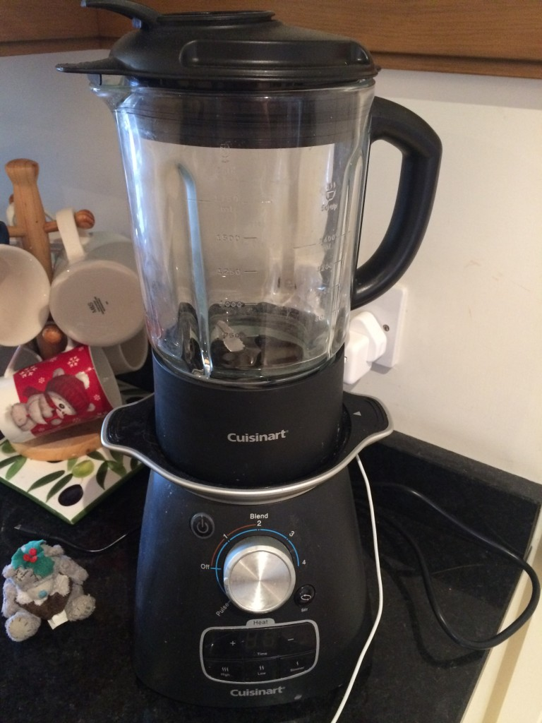 even if we don't use it, it's a majestic kitchen appliance