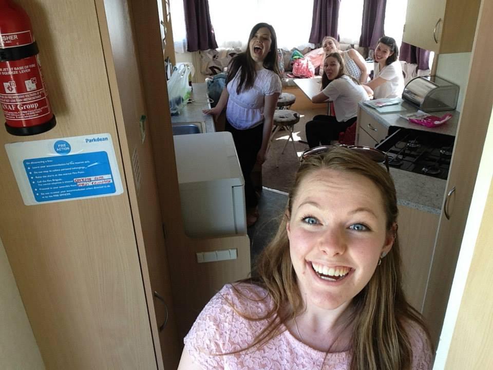 Can a week in a caravan really make us happier?