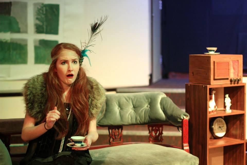Royal Holloway Drama Society- Orla