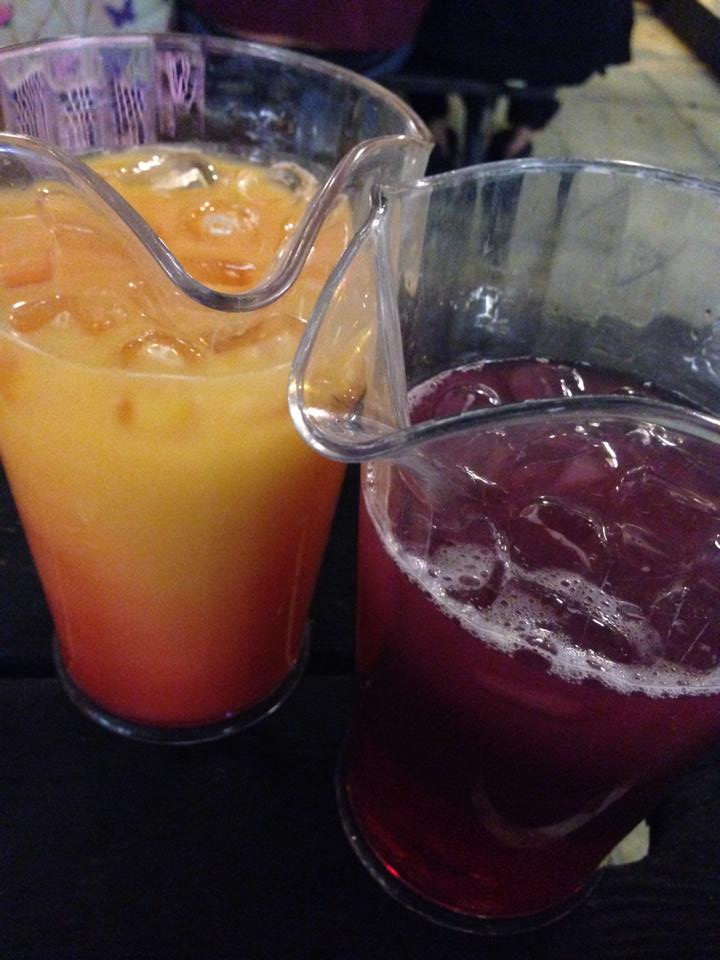 monkey's mondays is where it's at. two giant jugs of Calpol tasting cocktail for £12