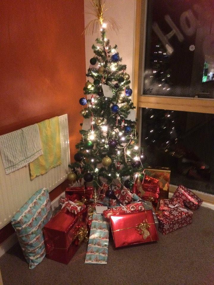 Presents! (Photo: Sophia Efstathiou)