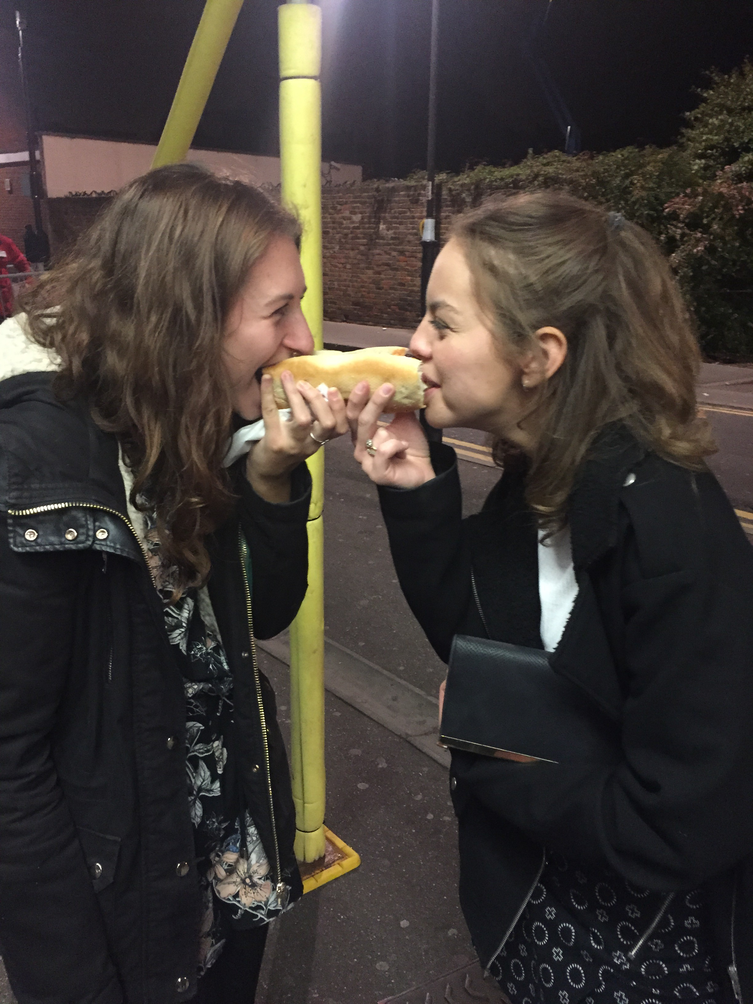 who's the lady and who's the tramp?