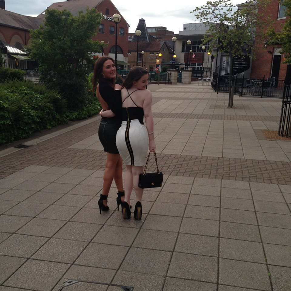 Only picture I could find that showed a bit of Chelmo town centre in it