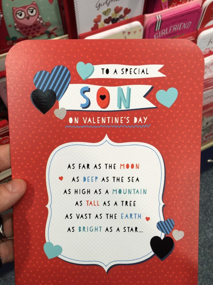 The cringiest Valentines Day cards you can buy this year