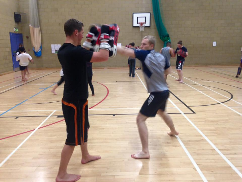Helping improve our punches
