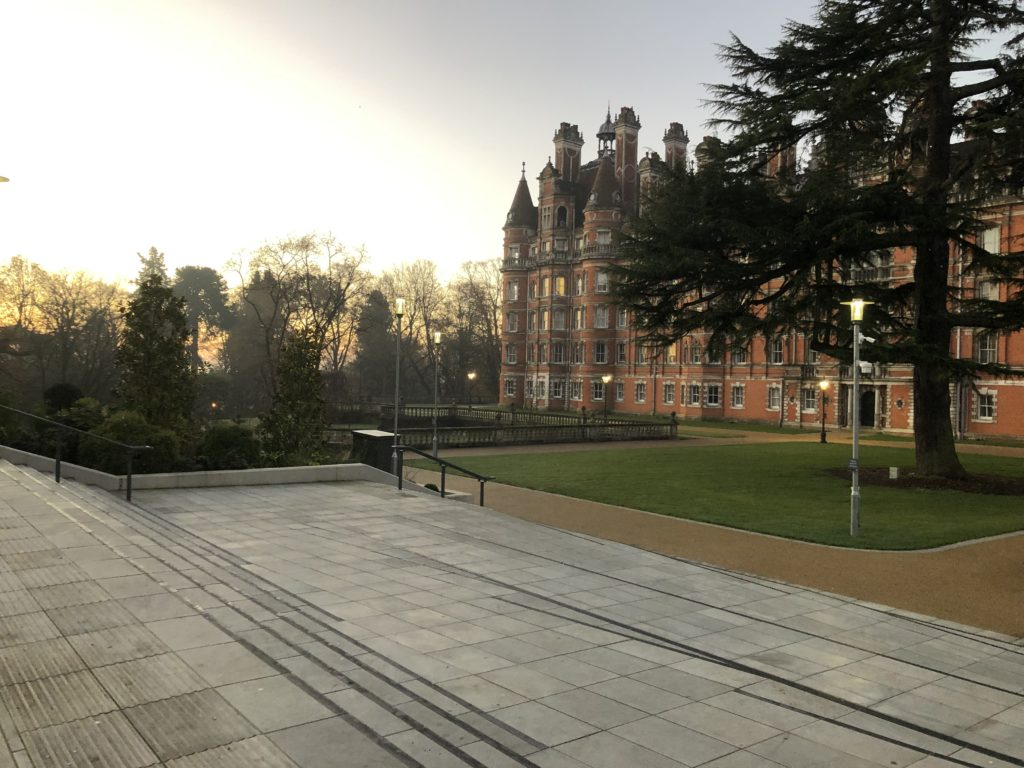 RHUL Founders Building