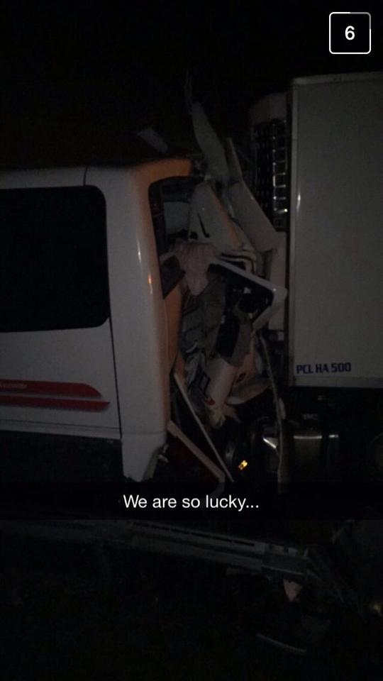 ASC crash