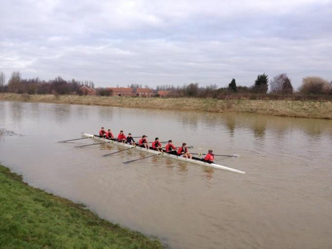 cardiff uni rowers