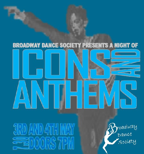 Broadway Dance 2013 - 'Icons and Anthems'