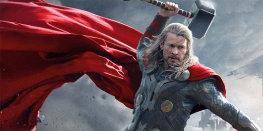 Thor releases soon and Britain's flooded... Coincidence much?