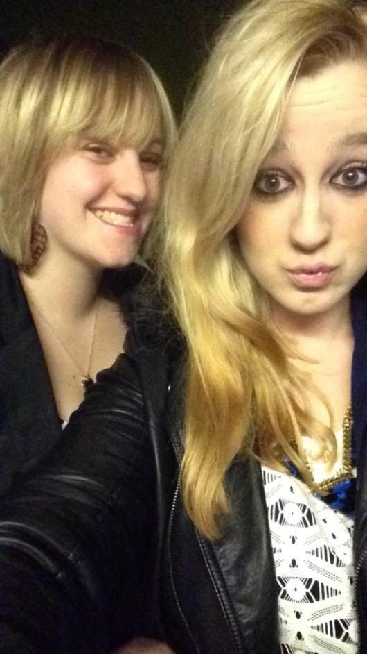 """Indulging in my sister's """"selfies"""""""