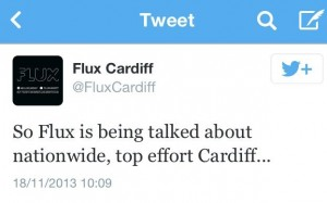 It's Cardiff's turn to go viral.