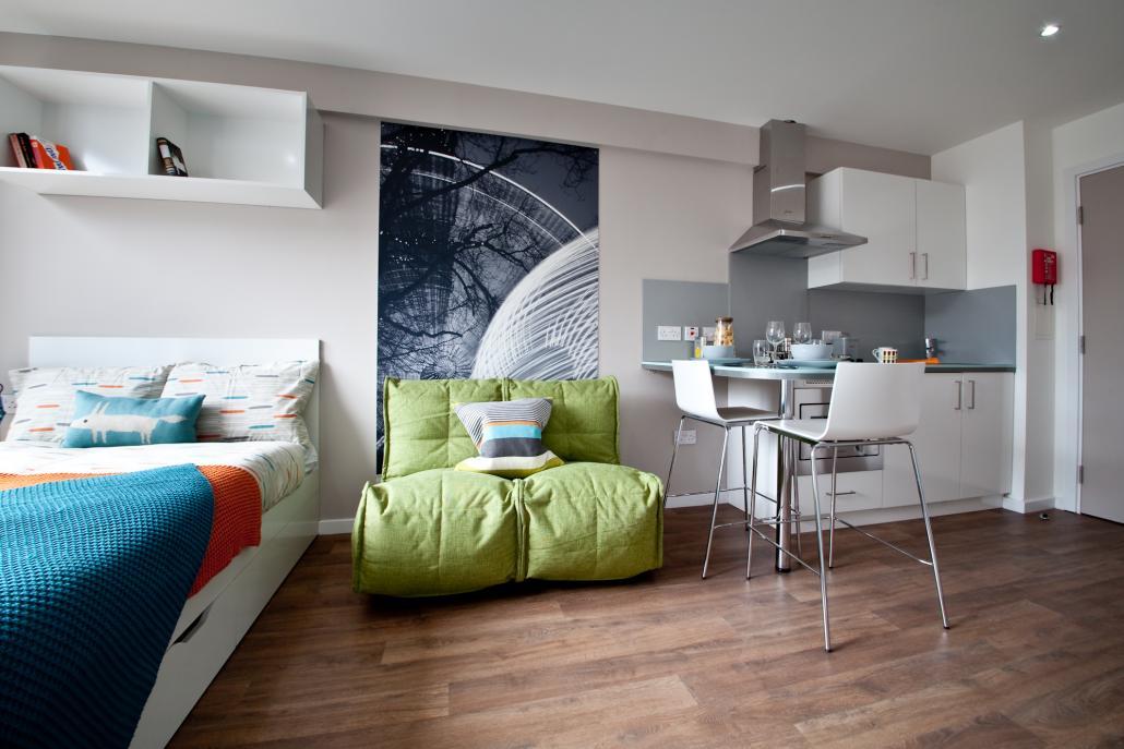 Brunel University Student Room