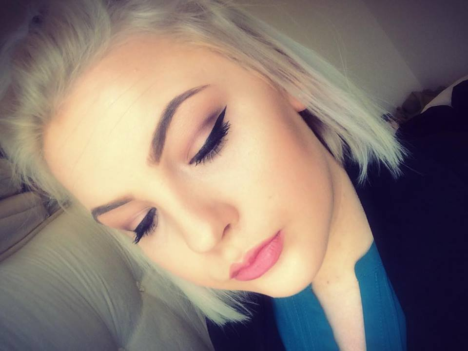 Tranny eyebrows