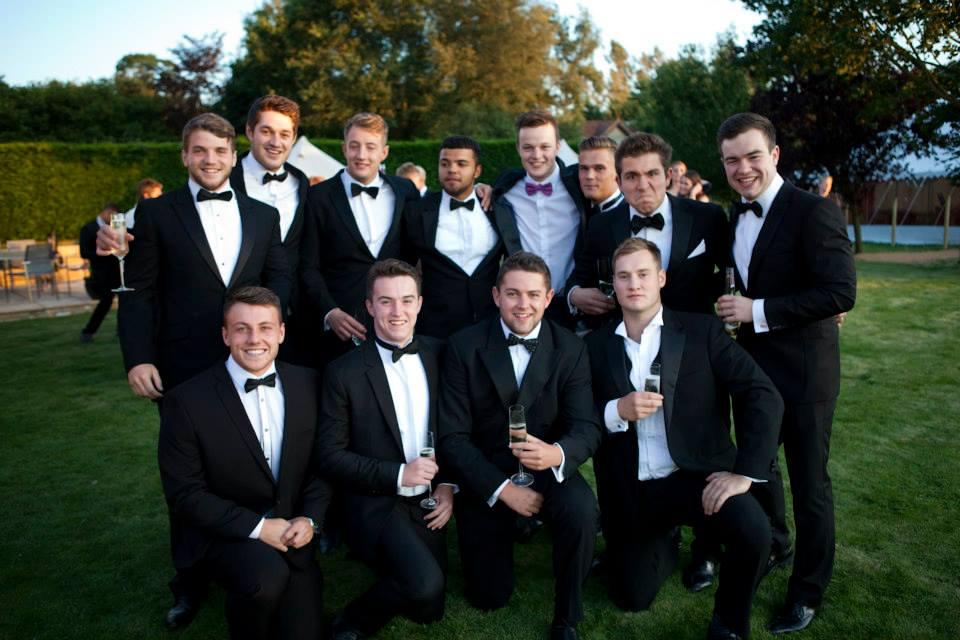 Third Year Rugby Boys