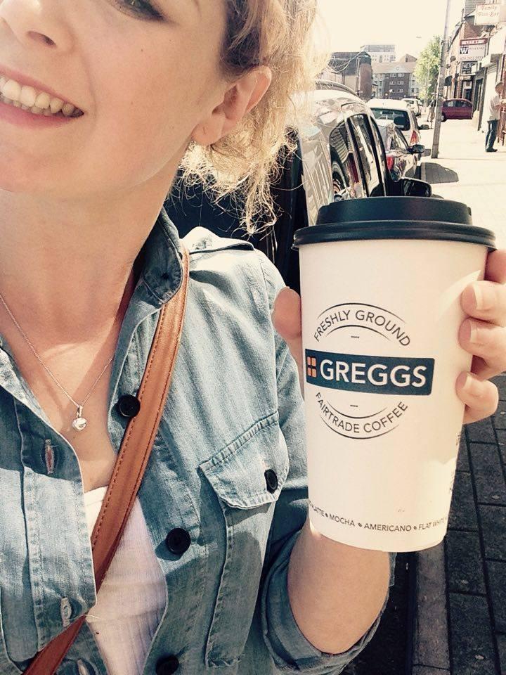 Greggs is love Greggs is life