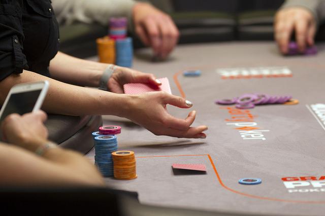 Poker pokermarker kortlek
