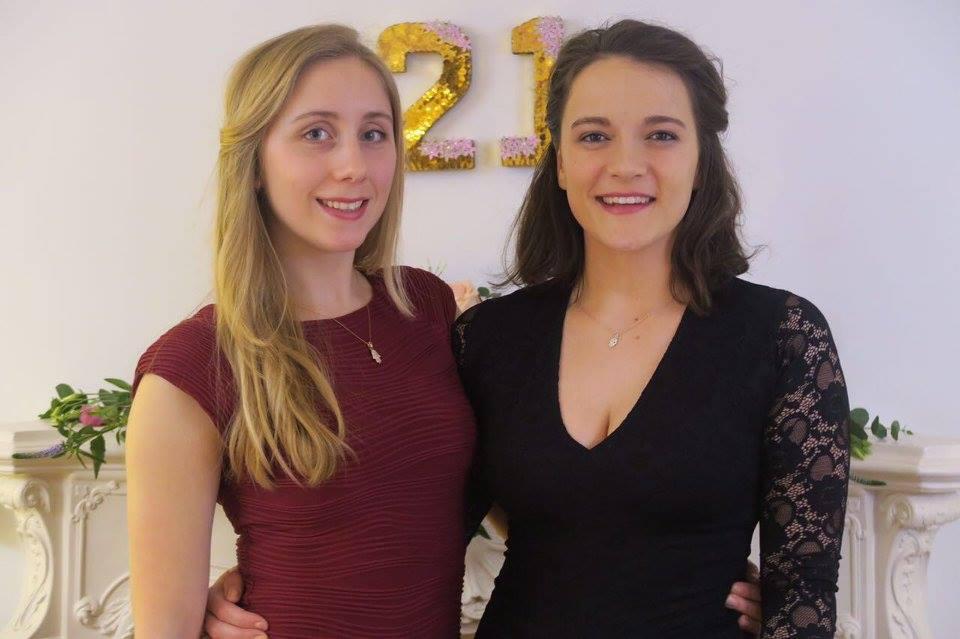 Hannah (Right)