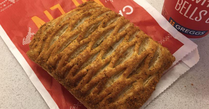 Image may contain: Cornbread, Bread, Food