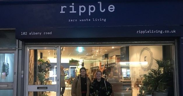 Introducing Ripple: Cardiff's first zero waste shop